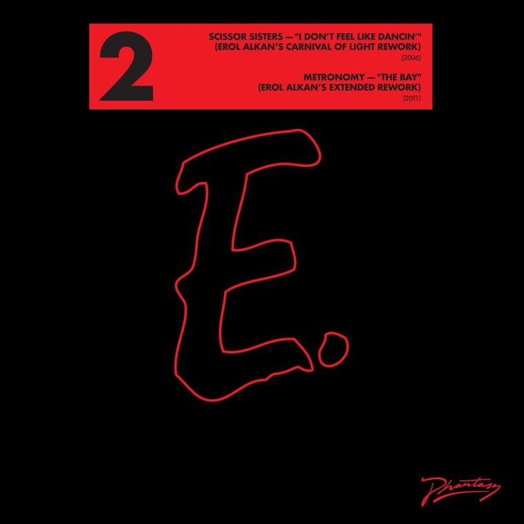 Erol Alkan Reworks: Scissor Sisters 'I Don't Feel Like Dancing' / Metronomy 'The Bay' [PH62]