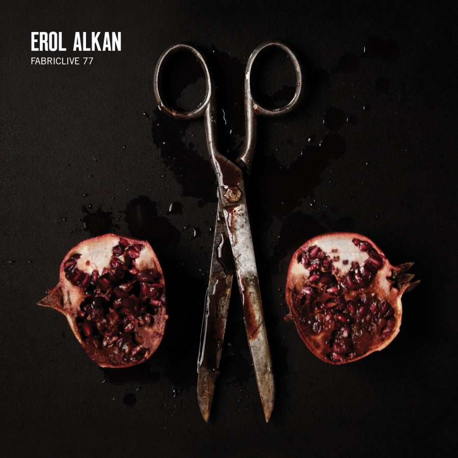 Erol Alkan 'Fabriclive 77' Mix (Signed CD)