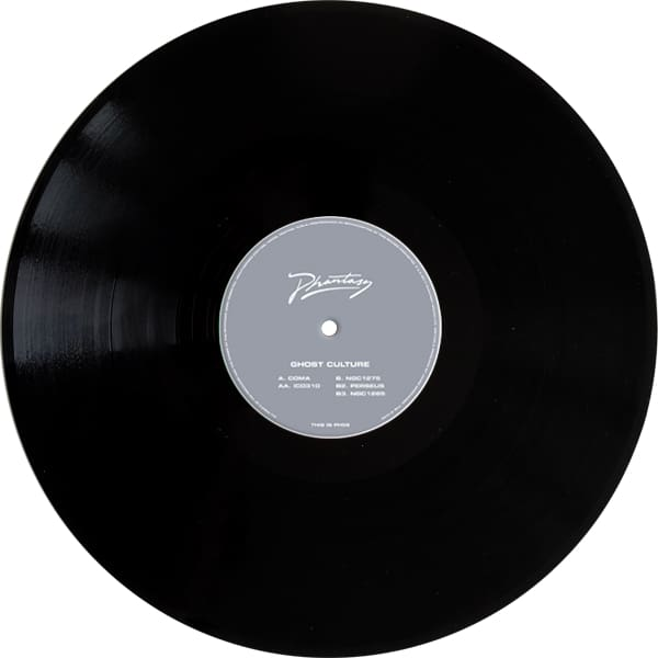 Ghost Culture - Nucleus EP [PH 58] - Vinyl
