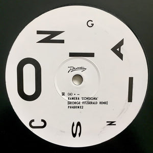 Kamera - Consignia (George Fitzgerald Remix) / Ventoux (Throwing Snow Remix) [PH49RMX2] - Vinyl