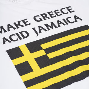 Make Greece Acid Jamaica T Shirt - T Shirt