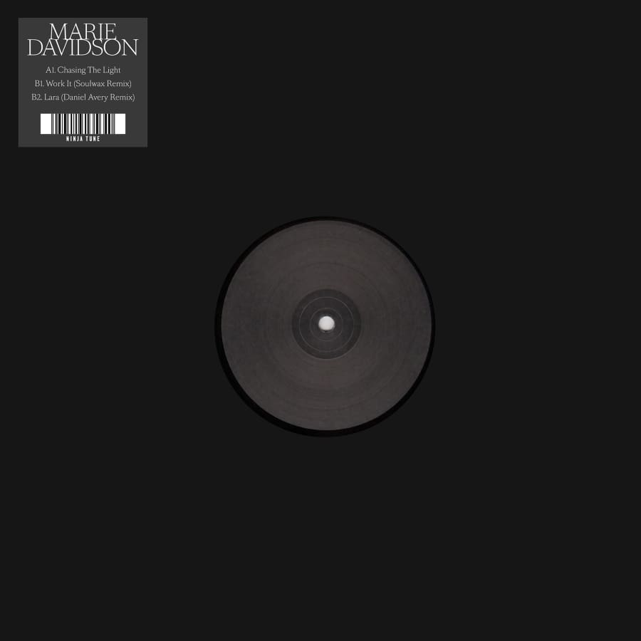 Marie Davidson Chasing The Light / Work It (Soulwax Remix) / Lara (Daniel Avery Remix) - Vinyl