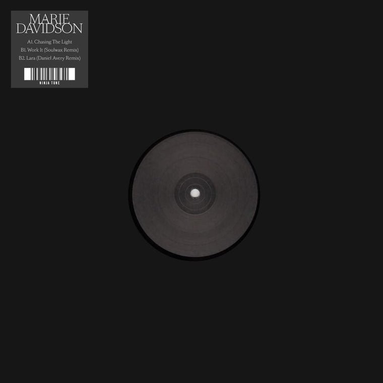 Marie Davidson 'Chasing The Light / Work It (Soulwax Remix) / Lara (Daniel Avery Remix)'