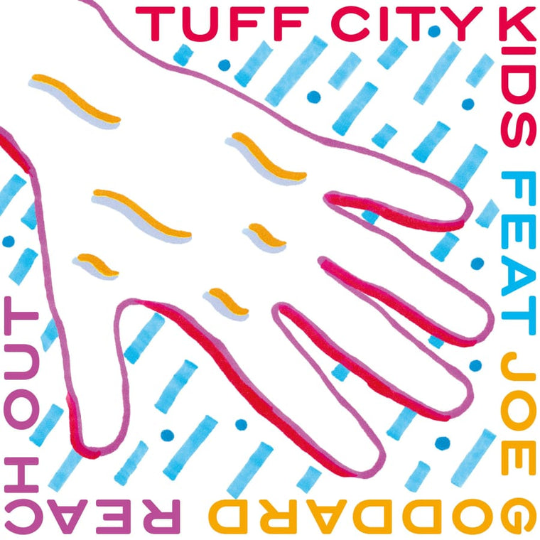 Tuff City Kids ft Joe Goddard - Reach Out (Erol Alkan Rework) 12