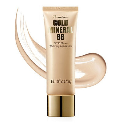 Premium Gold Mineral BB Cream