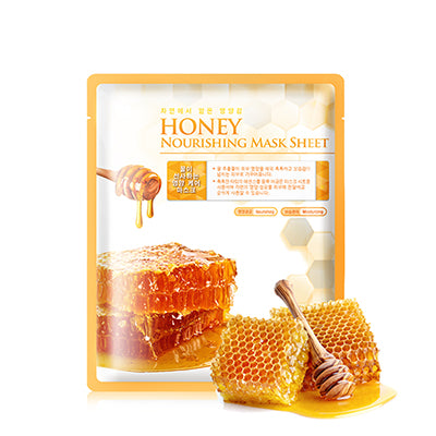 Honey Nourishing Sheet Mask (Pack of 10)