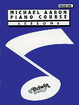 Michael Aaron Piano Course - Grade 1
