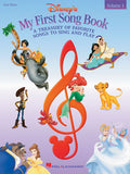 Disney's My First Songbook - Volume 1 (Easy Piano)