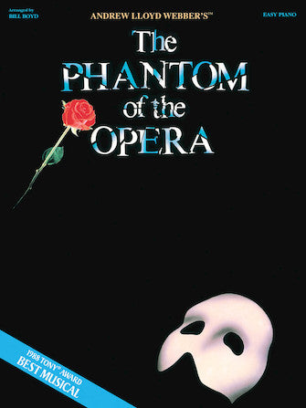 Phantom of the Opera (Easy Piano)