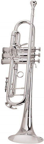 "King 2055T ""Silver Flair"" Intermediate Bb Trumpet"