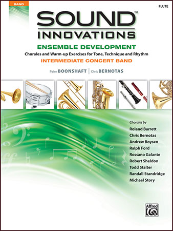 Sound Innovations: Ensemble Development for Intermediate Concert Band