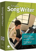Finale® Songwriter