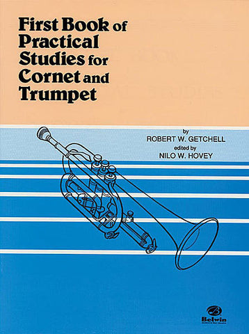 First Book Of Practical Studies for Trumpet