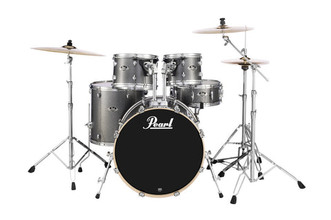"Pearl Export EXX 5-Piece Drum Set w/ Hardware (22"" Bass, 12""/13""/16"" Toms, 14"" Snare)"