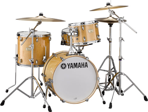 "Yamaha Stage Custom Birch 3 Piece BeBop Shell Pack w/ Tom Holder (18"" Bass, 12"" Tom, 14"" Floor Tom)"