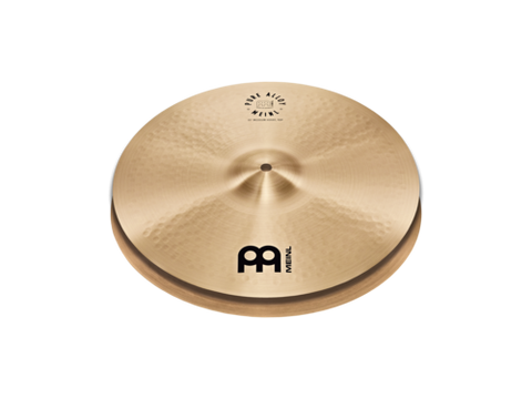 "Meinl 15"" Pure Alloy Medium Hi-Hats"