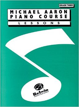 Michael Aaron Piano Course - Grade 3