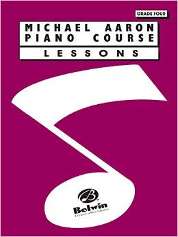 Michael Aaron Piano Course - Grade 4