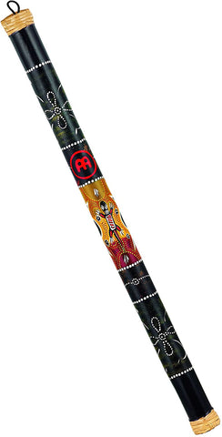 "Meinl Black Wood Rainstick- Bamboo, 39"" Long"