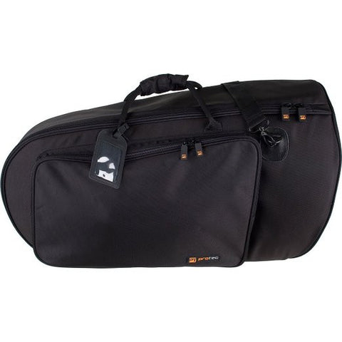 Protec Deluxe Euphonium Bag Bell Up Instrument Case