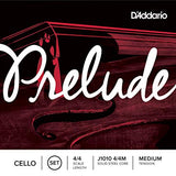 D'Addario Prelude Cello Strings