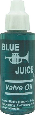 Blue Juice Valve Oil - 2oz Bottle