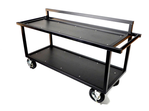Pageantry Innovations KC-15 Open Frame Field Synth Cart