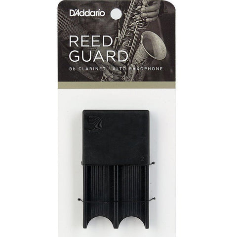 D'Addario Reed Guard for Bb Clarinet or Alto Sax