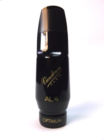Vandoren Optimum Hard Rubber Alto Saxophone Mouthpiece