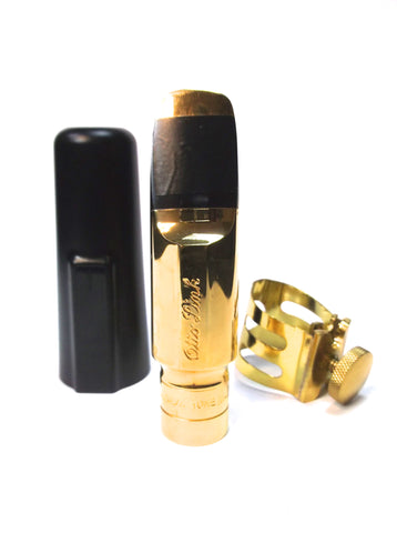 "Otto Link ""Super"" Tone Master Bell Metal Alto Saxophone Mouthpiece"