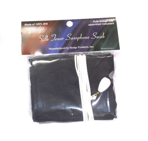 Hodge Silk Tenor Saxophone Swab