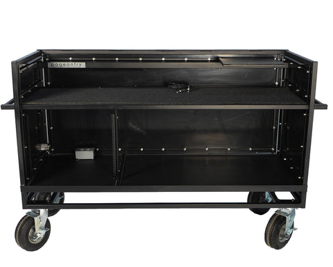 Pageantry Innovations KC-30 Enclosed Field Synth Cart