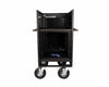 Pageantry Innovations MC-10 Single Mixer Cart