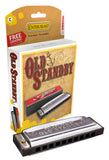 Hohner Old Standby Harmonica - C