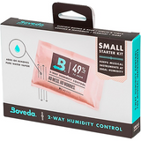 Boveda 2-Way Humidity Control Starter Kit - Small Instruments