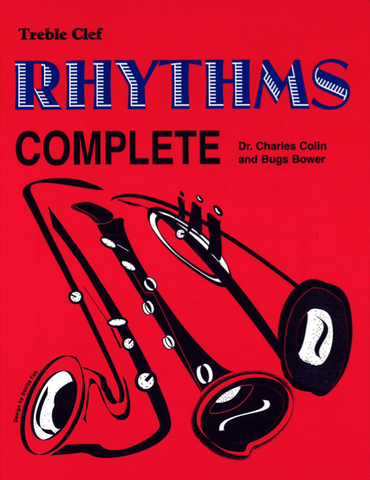 Rhythms Complete (Treble Clef) - Colin & Bower