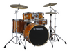 "Yamaha Stage Custom Birch 5 Piece Drumset w/ 680W Hardware (20"" Bass, 10""/12""/14"" Toms, 14x5.5"" Snare)"