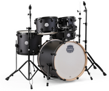 "Mapex Storm Fusion 5 Piece Drumset w/ Storm Hardware (20"" Bass,10""/12""/14"" Toms,14x5.5 Snare)"