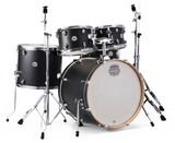 "Mapex Storm Rock 5 Piece Drumset w/ Storm Hardware (22"" Bass,10""/12""/16"" Toms,14x5.5 Snare)"