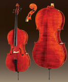 Core HC600C Intermediate 4/4 Cello Outfit