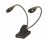 On-Stage LED204 Clip-On Duo LED Light