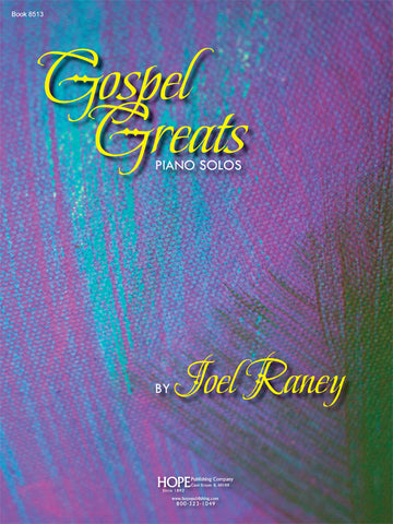 Gospel Greats Piano Solos