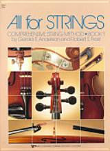 All For Strings, Book 1