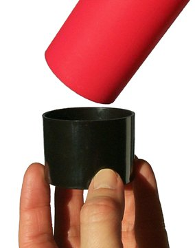 Boomwhacker Octavator Tube Caps - 8 Pack