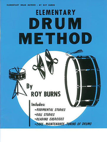 Drum Method By Roy Burns