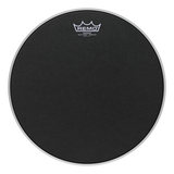 Remo Emperor Black Suede Crimplock Marching Tenor Head