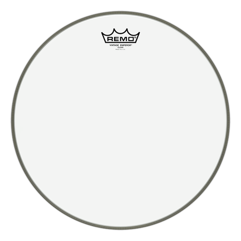 Remo Batter Clear Vintage Emperor Combo Drum Head