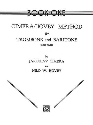 Cimera Hovey Method For Trombone & Baritone Book One