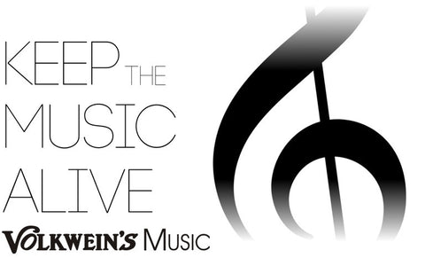 Keep the Music Alive - Cash Donation