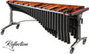 MAJESTIC 4.3 OCTAVE REFLECTION SERIES ROSEWOOD BAR CONCERT MARIMBA